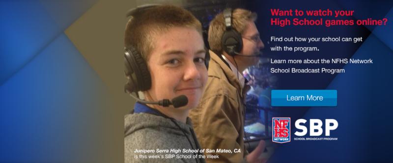 School Broadcast Program School of the Week
