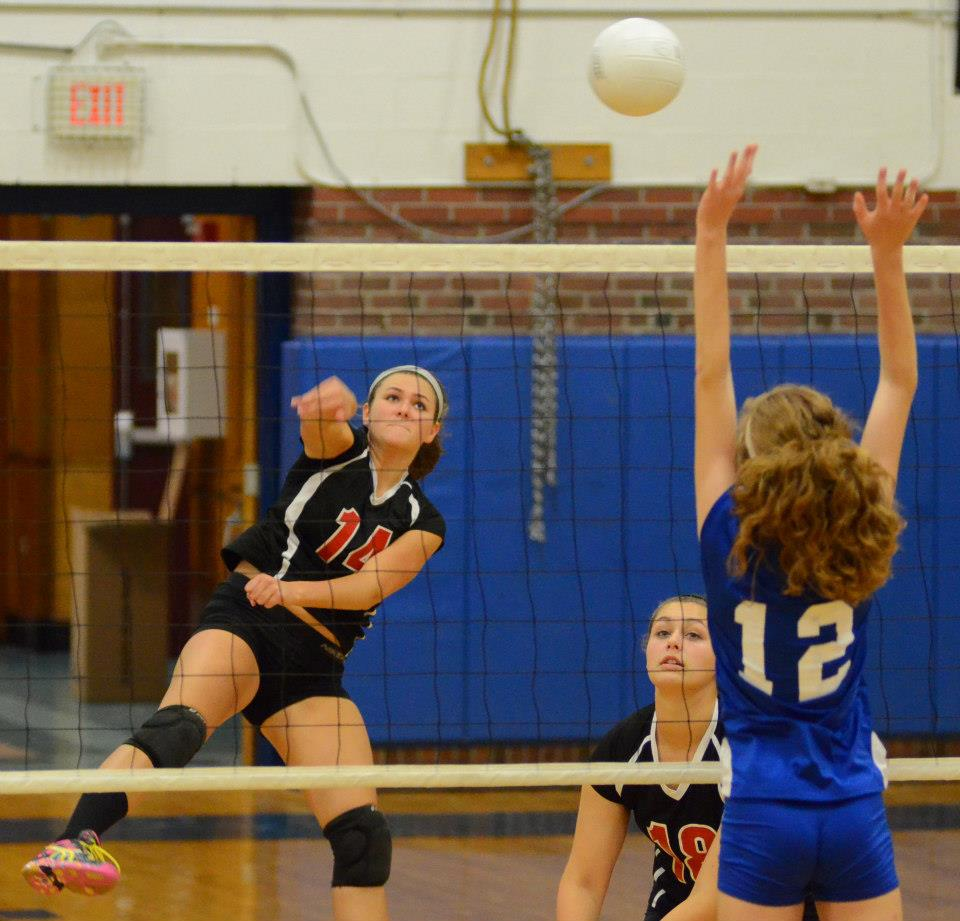 Three Girls Volleyball State Champions To Be Crowned In Ocean State